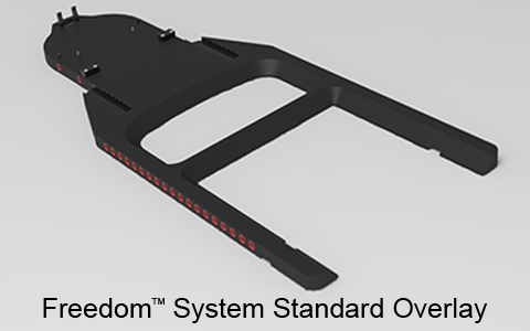 Freedom System Standard Overlay
