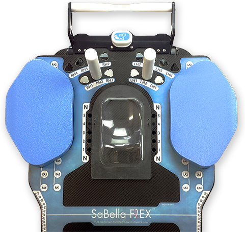 SaBella Flex - Dual Axis Supine Positioning System for Breast & Lung